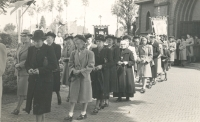 processiegangers 1948