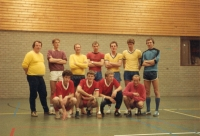 Teamsport in de Grenspaal