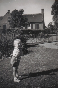 Frans Ruijter 1953 of 1954